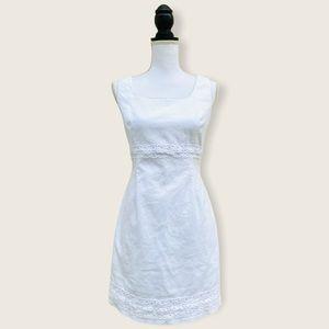 Lilly Pulitzer Vintage White Dress